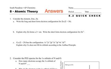 AP Ch8 2 Quick Check | Educreations